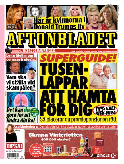 Aftonbladet January 19, 2021 00:00