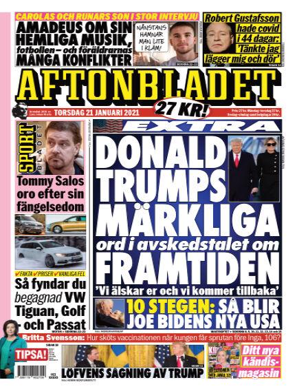 Aftonbladet January 21, 2021 00:00