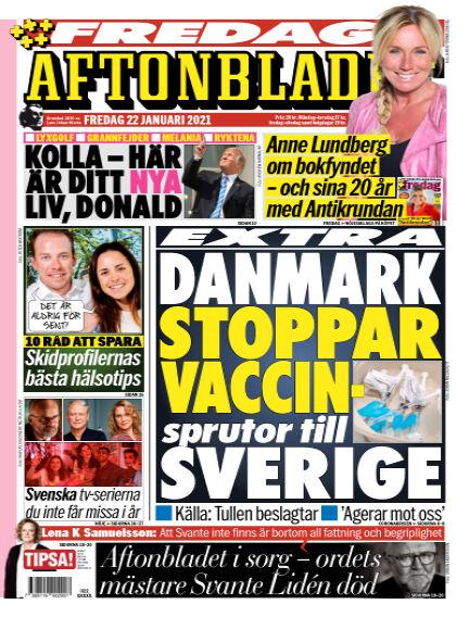 Aftonbladet January 22, 2021 00:00