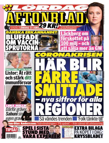 Aftonbladet January 23, 2021 00:00