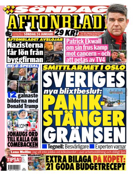 Aftonbladet January 24, 2021 00:00