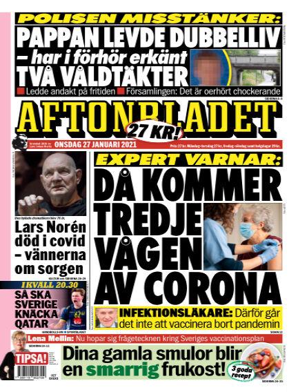 Aftonbladet January 27, 2021 00:00