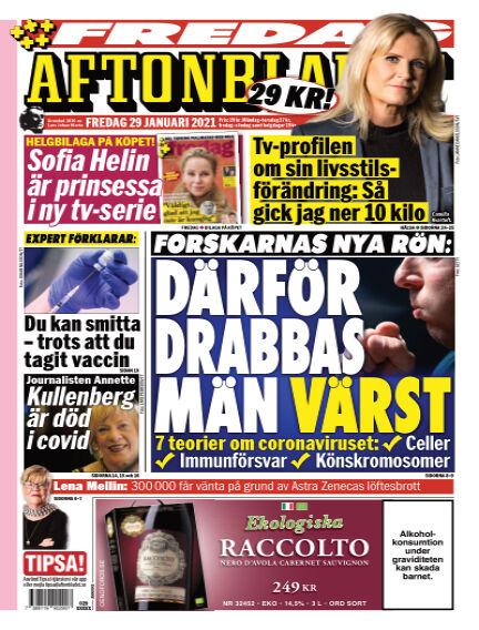 Aftonbladet January 29, 2021 00:00