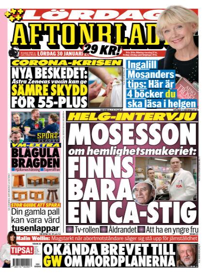Aftonbladet January 30, 2021 00:00