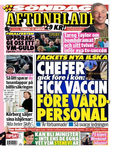 Aftonbladet January 31, 2021 00:00