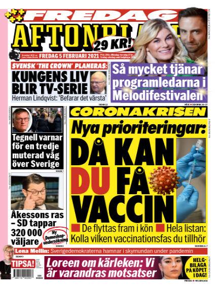 Aftonbladet February 05, 2021 00:00