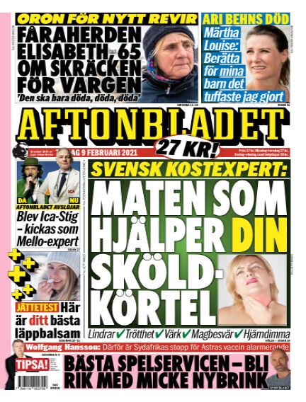 Aftonbladet February 09, 2021 00:00