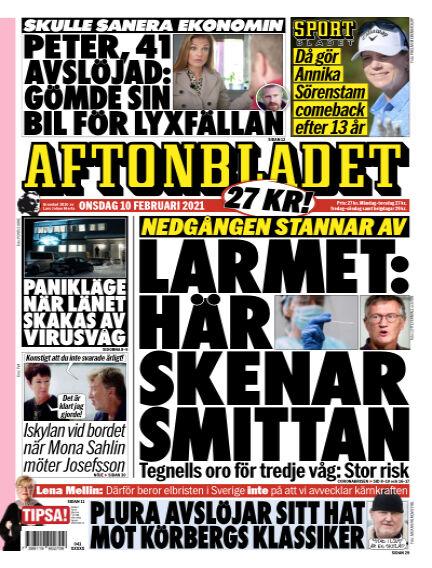 Aftonbladet February 10, 2021 00:00