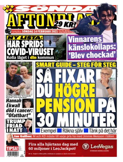 Aftonbladet February 14, 2021 00:00