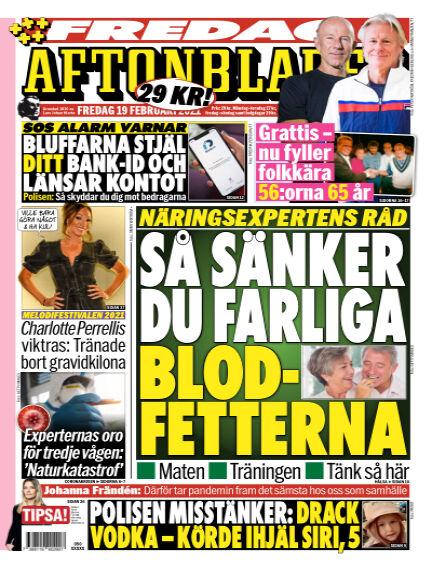 Aftonbladet February 19, 2021 00:00