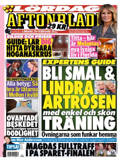 Aftonbladet February 20, 2021 00:00