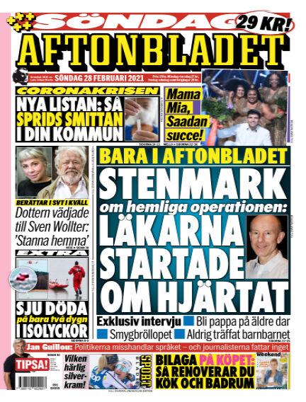 Aftonbladet February 28, 2021 00:00