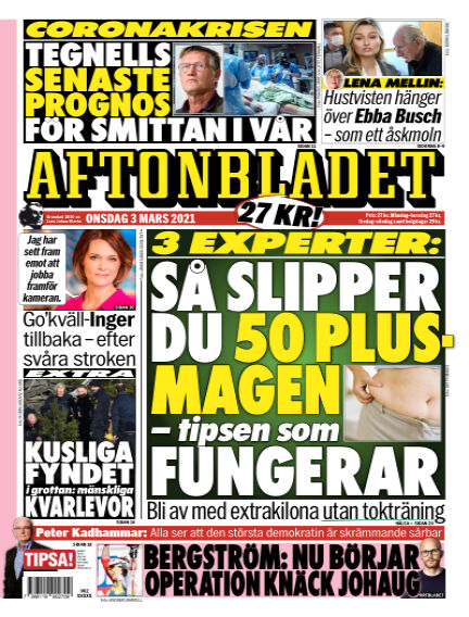 Aftonbladet March 03, 2021 00:00