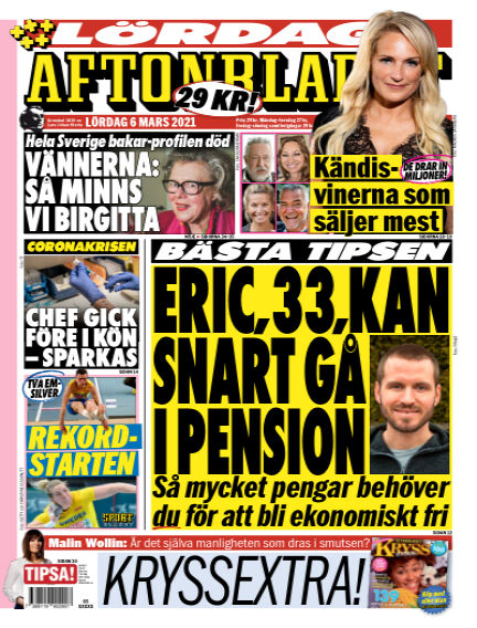 Aftonbladet March 06, 2021 00:00