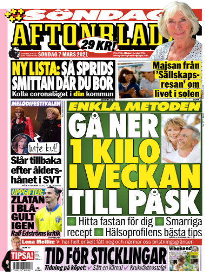 Aftonbladet March 07, 2021 00:00