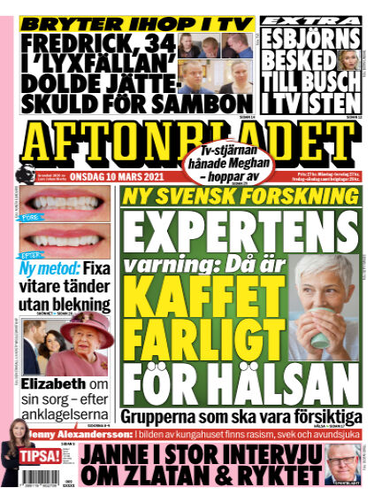 Aftonbladet March 10, 2021 00:00