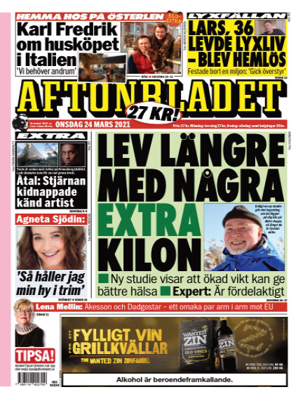 Aftonbladet March 24, 2021 00:00