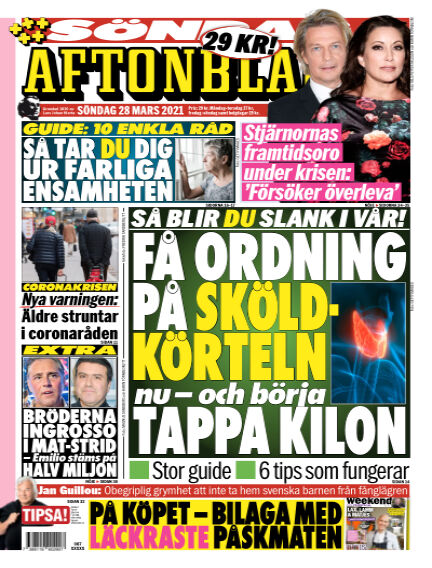 Aftonbladet March 28, 2021 00:00