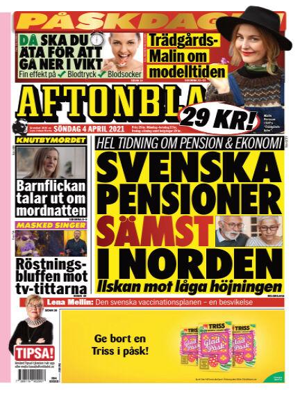 Aftonbladet April 04, 2021 00:00