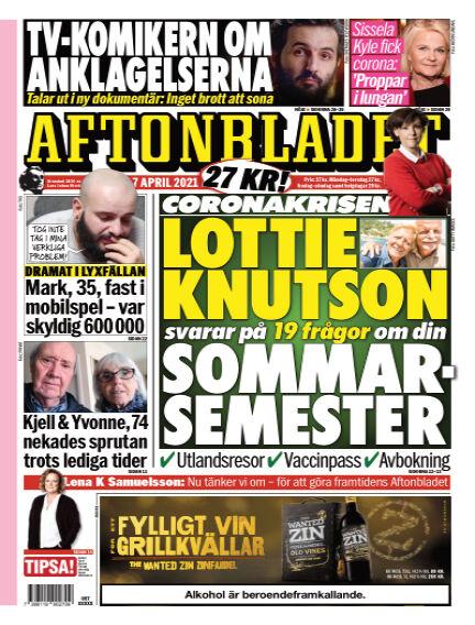 Aftonbladet April 07, 2021 00:00
