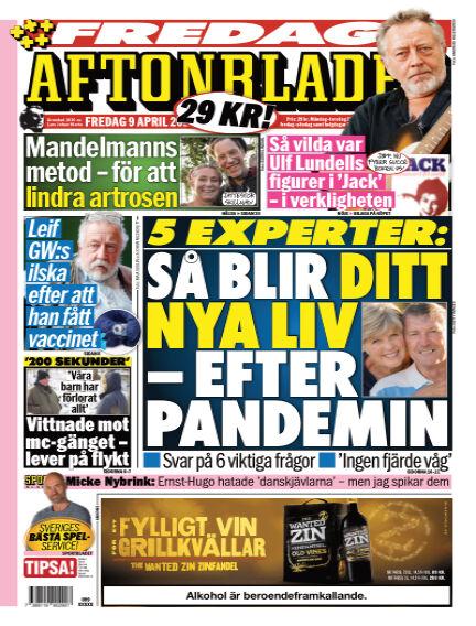 Aftonbladet April 09, 2021 00:00
