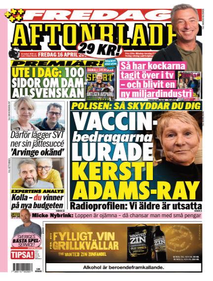Aftonbladet April 16, 2021 00:00