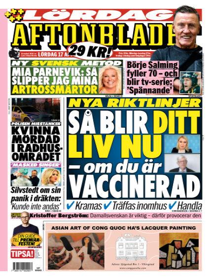 Aftonbladet April 17, 2021 00:00
