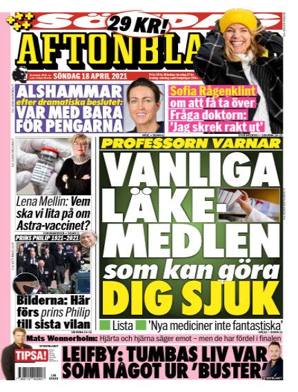 Aftonbladet April 18, 2021 00:00