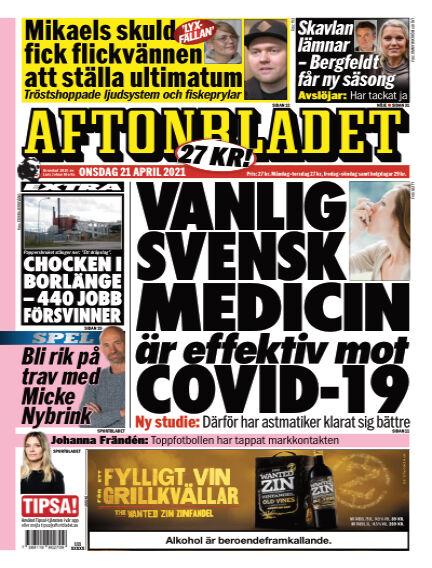 Aftonbladet April 21, 2021 00:00