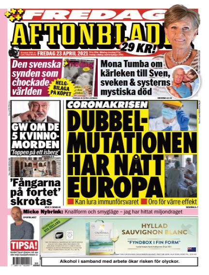 Aftonbladet April 23, 2021 00:00