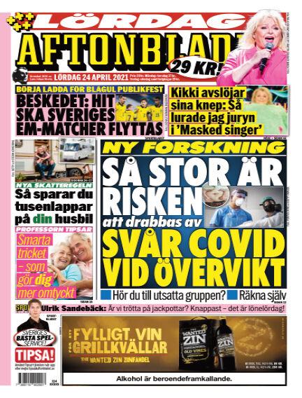 Aftonbladet April 24, 2021 00:00