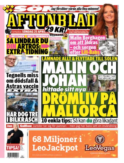 Aftonbladet April 25, 2021 00:00