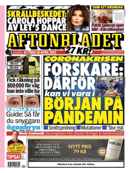 Aftonbladet April 28, 2021 00:00