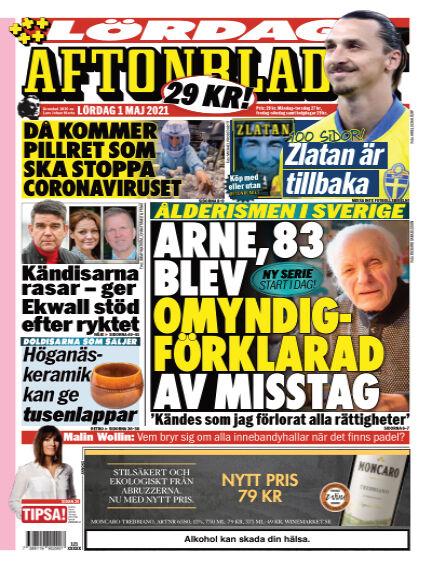 Aftonbladet May 01, 2021 00:00