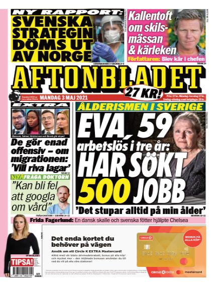 Aftonbladet May 03, 2021 00:00