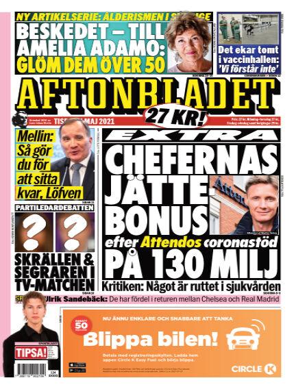 Aftonbladet May 04, 2021 00:00
