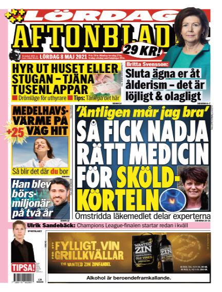 Aftonbladet May 08, 2021 00:00