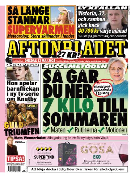 Aftonbladet May 12, 2021 00:00
