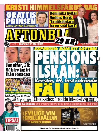 Aftonbladet May 13, 2021 00:00