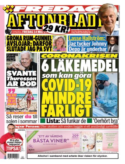 Aftonbladet May 14, 2021 00:00