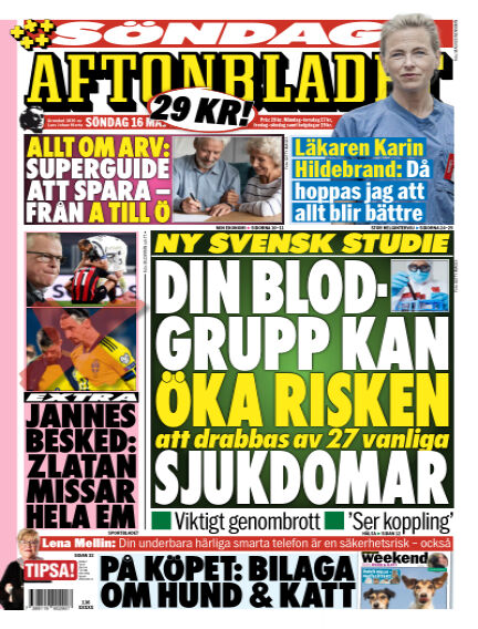 Aftonbladet May 16, 2021 00:00
