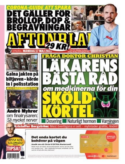 Aftonbladet May 17, 2021 00:00