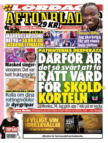Aftonbladet May 22, 2021 00:00