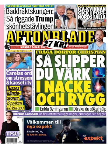 Aftonbladet May 24, 2021 00:00