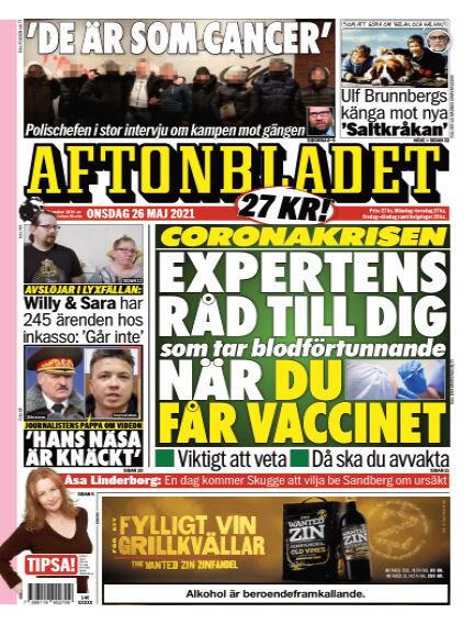 Aftonbladet May 26, 2021 00:00