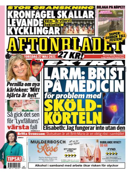 Aftonbladet May 27, 2021 00:00
