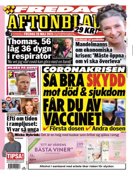 Aftonbladet May 28, 2021 00:00