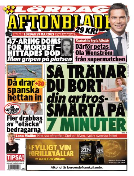 Aftonbladet May 29, 2021 00:00