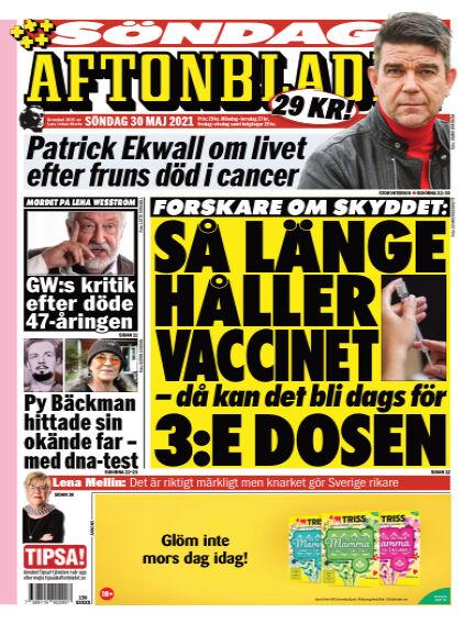 Aftonbladet May 30, 2021 00:00