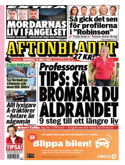 Aftonbladet May 31, 2021 00:00